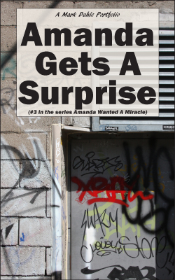 cover of Amanda Gets A Surprise