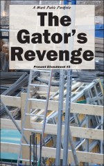 cover of Gator's Revenge