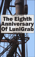 The cover of The Eighth Anniversary of LuniGrab