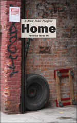 The cover of Home