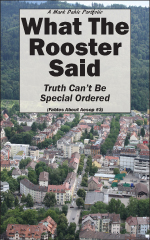 cover of What The Rooster Said