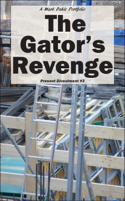 cover of The Gator's Revenge