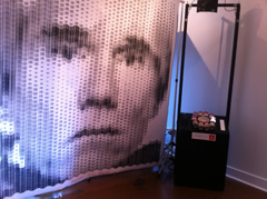Andy Warhol installation at ArtPrize 2010